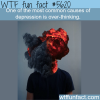 the most common cause of depression wtf fun fact