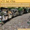 the most polluted river in the whole world