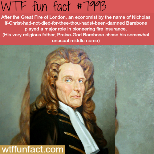 The most unusual names - WTF fun fact