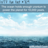 the ocean can power the planet wtf fun facts