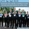 the origin of the groomsmen wtf fun facts