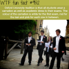 the oxford university tradition wtf fun fact