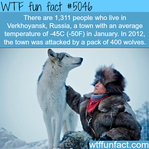 The place with the harshest environment - WTF fun facts
