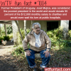 the poorest president in the world wtf fun facts