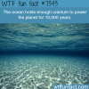 the power of the ocean wtf fun fact