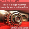 the secret ingridiant of coca cola