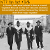 the secret jewish vegetable wtf fun facts
