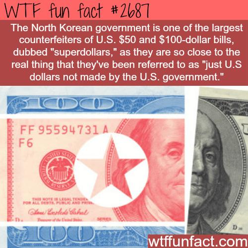 The secrets of North Korea -WTF funfacts