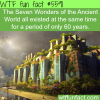 the seven wonders of the ancient world wtf fun