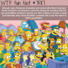 the simpsons characters wtf fun facts