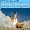 the smoke from space shuttle launch wtf fun fact