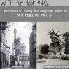 the statue of liberty real story