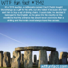 the stonehenge wtf fun fact