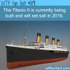 the titanic ll will set sail in 2016