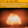 the trinity nuclear test wtf fun facts