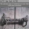 the unbroken seal to king tutankhamun s tomb