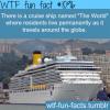 the world cruise ship
