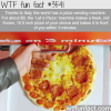 the world first pizza vending machine