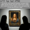 the worlds most expensive painting wtf fun