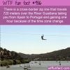 there is a cross border zip line that travels 720