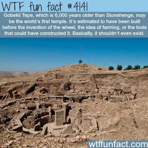 Things that history can not explain -  WTF fun facts
