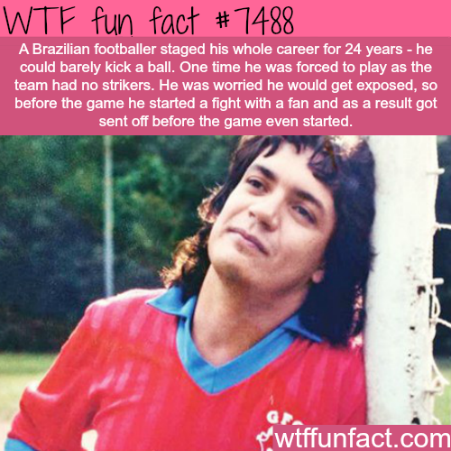 This man staged his career for 24 years - FACTS