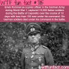 this officer captured 19000 enemies with 150 men
