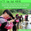 this tribe in china only cut their hair once in