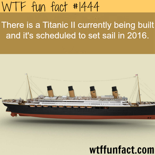 the titanic II - will be finished in 2016