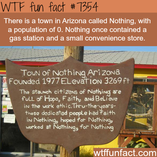 Town of Nothing