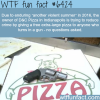 trade your gun for a pizza wtf fun facts
