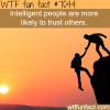 trust wtf fun facts