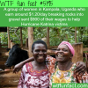 ugandan women donate 900 to hurricane katrina