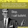 university of washington wtf fun facts
