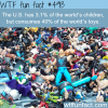 us consumes most of the toys in the world wtf