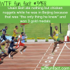 usain bolts diet during the olympics wtf fun