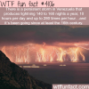 venezuelas everlasting storm wtf fun facts