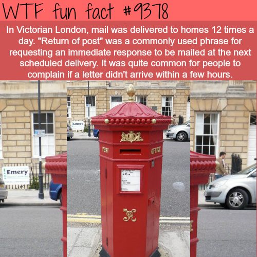 Victorian London - WTF fun facts