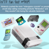 video game console wtf fun fact