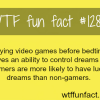 video games facts