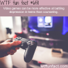 video games wtf fun facts