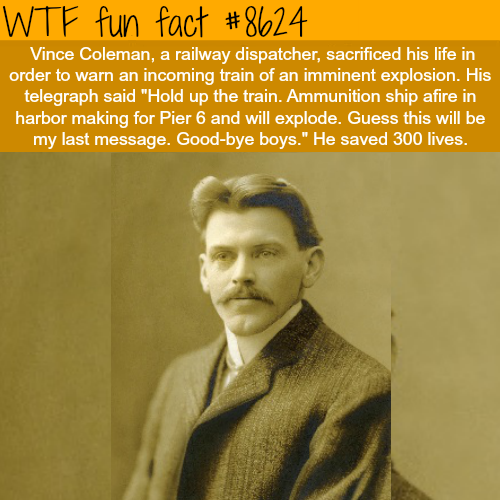 Vince Coleman - WTF fun facts
