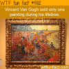 vincent van gogh wtf fun facts