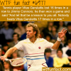 vitas gerulaitis wtf fun fact