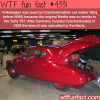 volkswagen beetle vs tatra t97 wtf fun facts