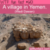 wadi dawan yemen wtf fun facts