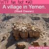 wadi dawan yemen wtf fun facts