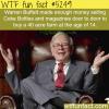 warren buffett facts wtf fun facts