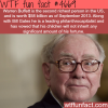 warren buffett wtf fun facts