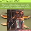 weirdest tribe in the world